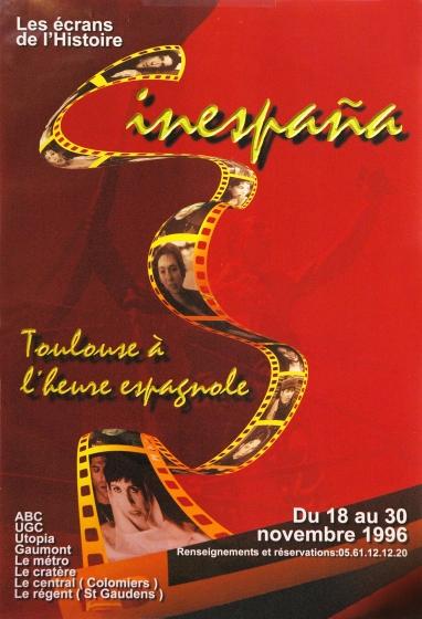 Affiche édition 1996