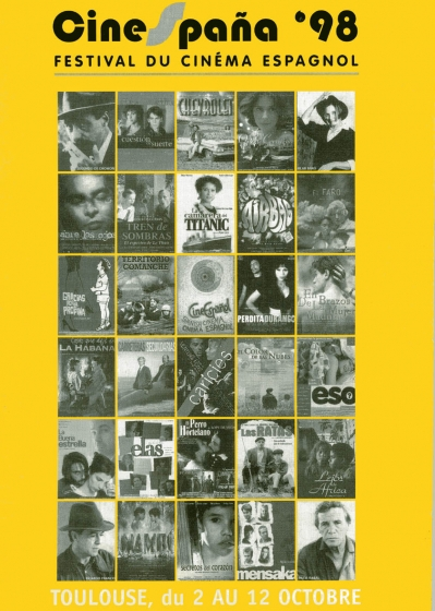 Affiche édition 1998