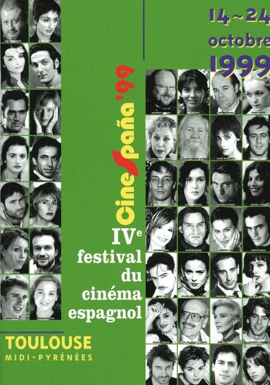 Affiche édition 1999