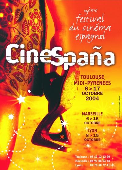 Affiche édition 2004