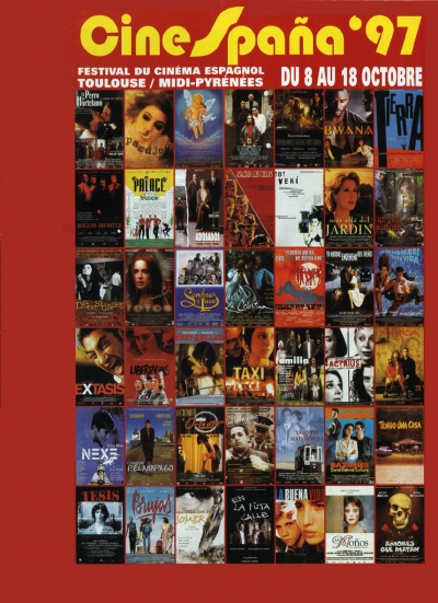 Affiche édition 1997