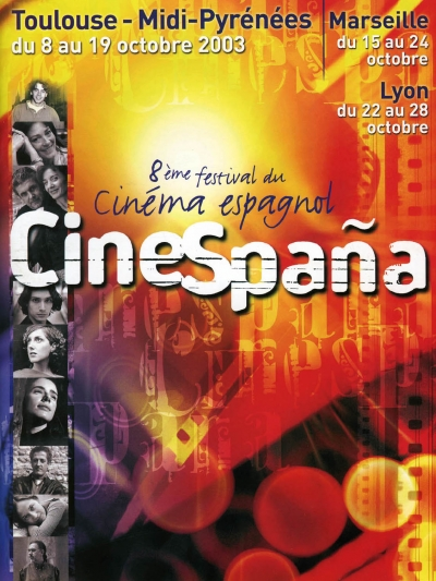 Affiche édition 2003