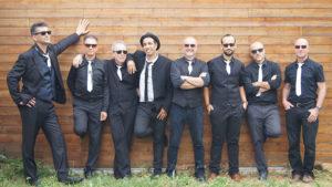 Coanda Groove Band