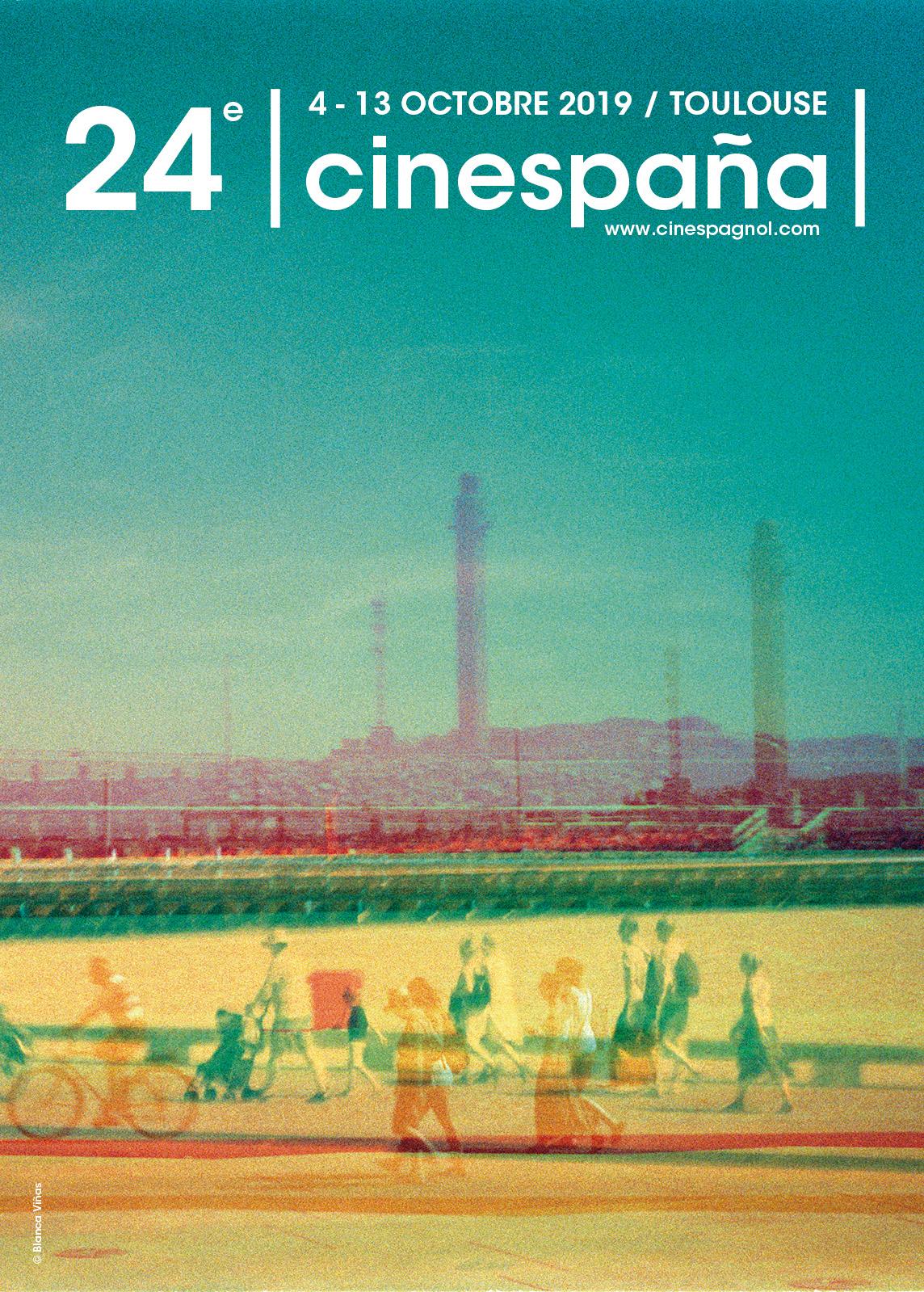 Affiche Cinespaña 2019