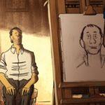 Exposition des dessins du film Josep